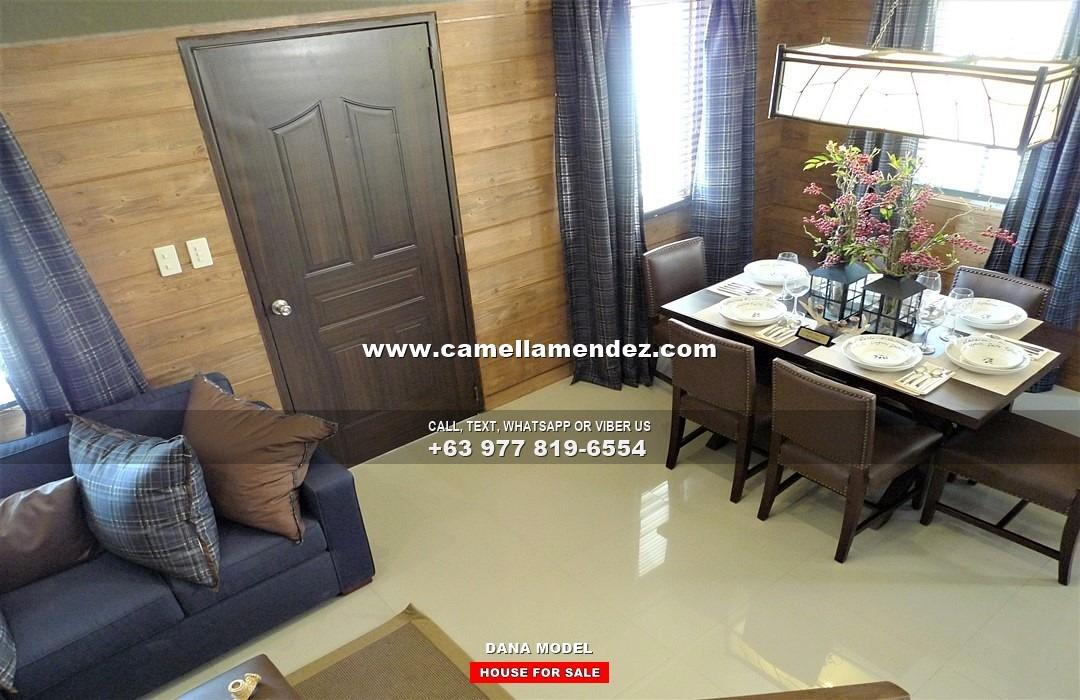 Dana House for Sale in Mendez, Cavite