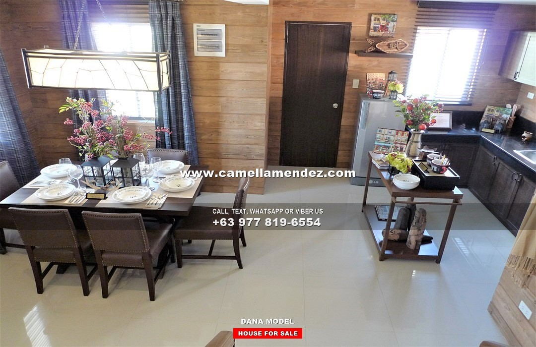 Dana House for Sale in Mendez, Cavite