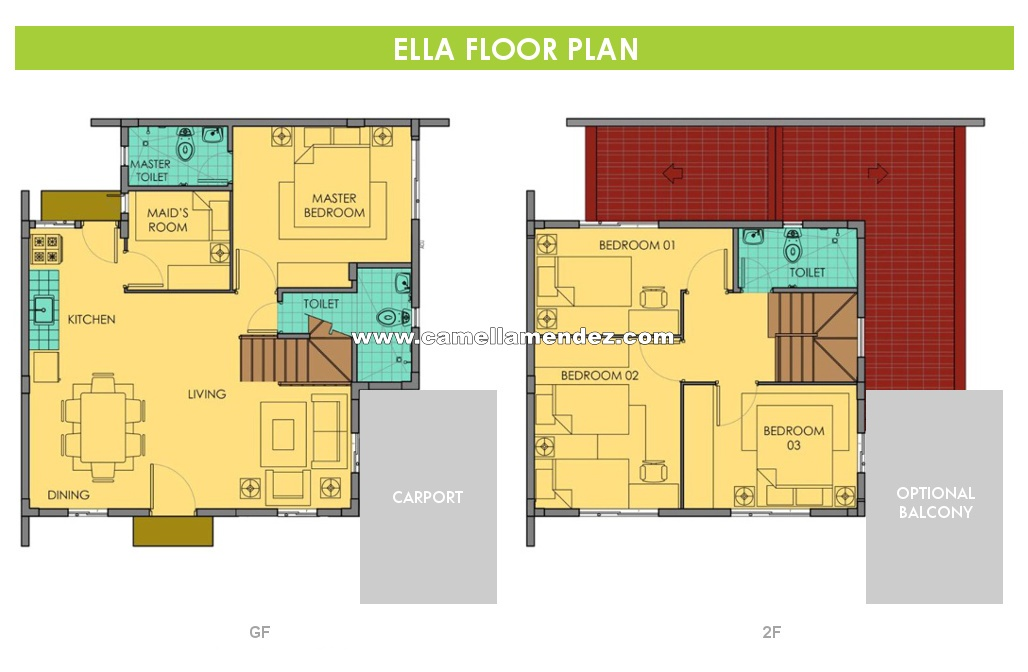 Ella  House for Sale in Mendez, Cavite