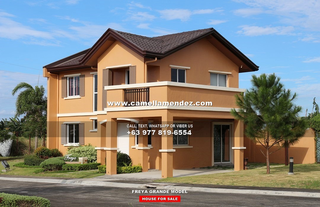 Freya House for Sale in Mendez, Cavite