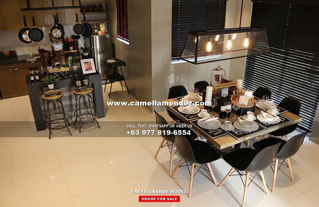Freya House for Sale in Mendez, Cavite
