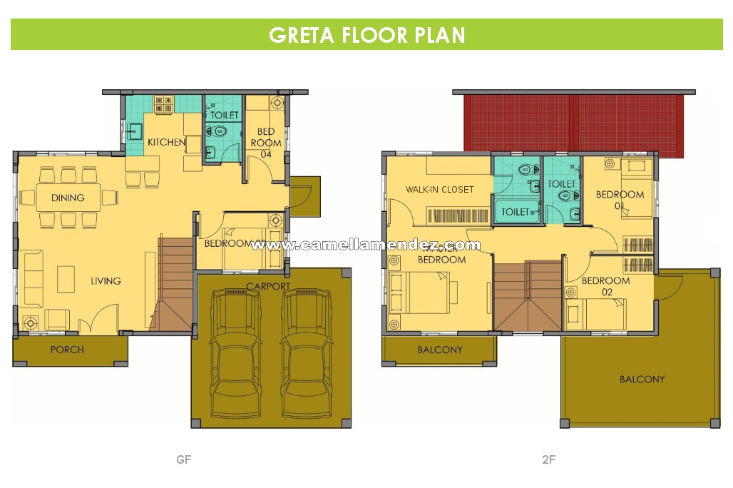 Greta  House for Sale in Mendez, Cavite
