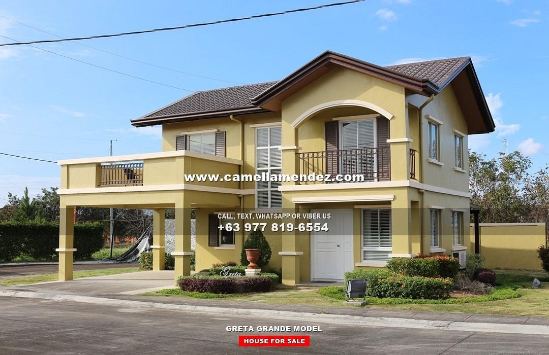 Greta House for Sale in Mendez, Cavite