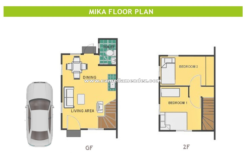 Mika  House for Sale in Mendez, Cavite
