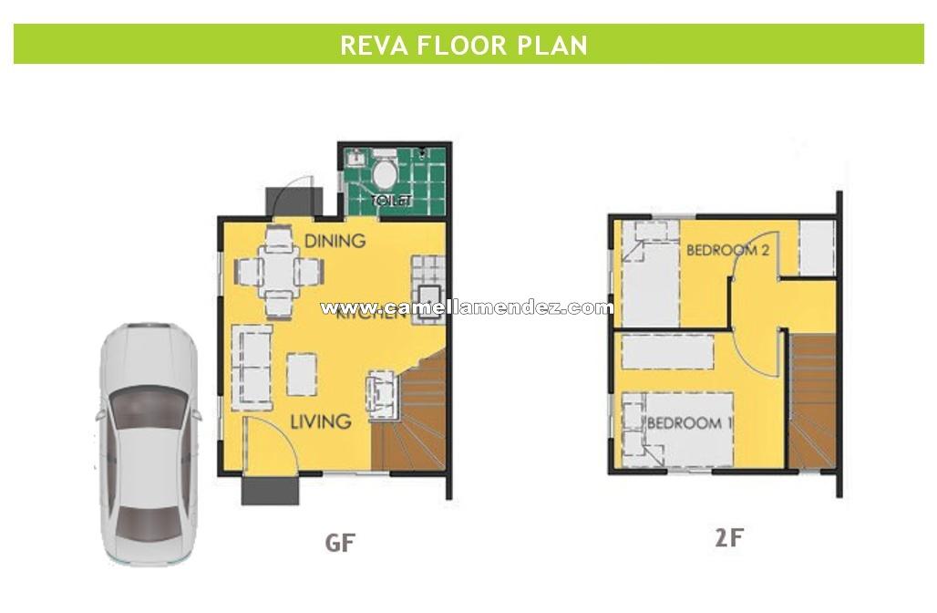 Reva  House for Sale in Mendez, Cavite