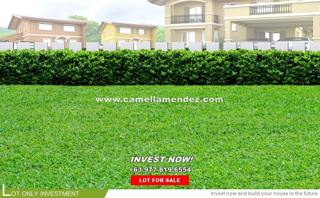 Lot House for Sale in Mendez, Cavite
