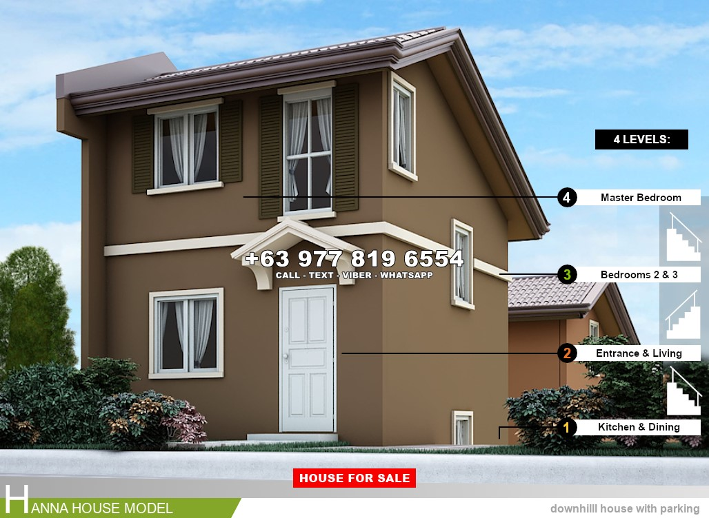 Hanna House for Sale in Mendez, Cavite