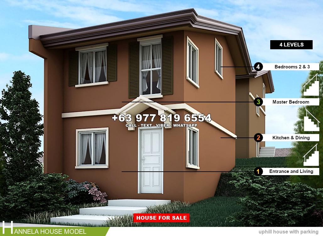 Hannela House for Sale in Mendez, Cavite