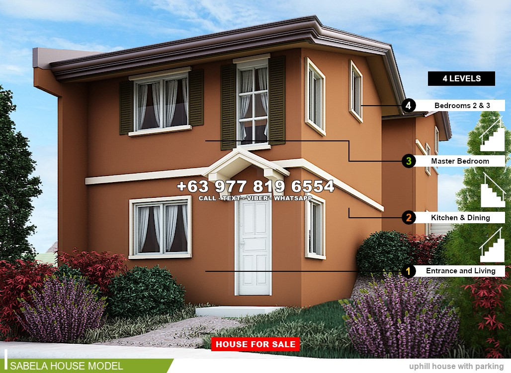 Isabela House for Sale in Mendez, Cavite
