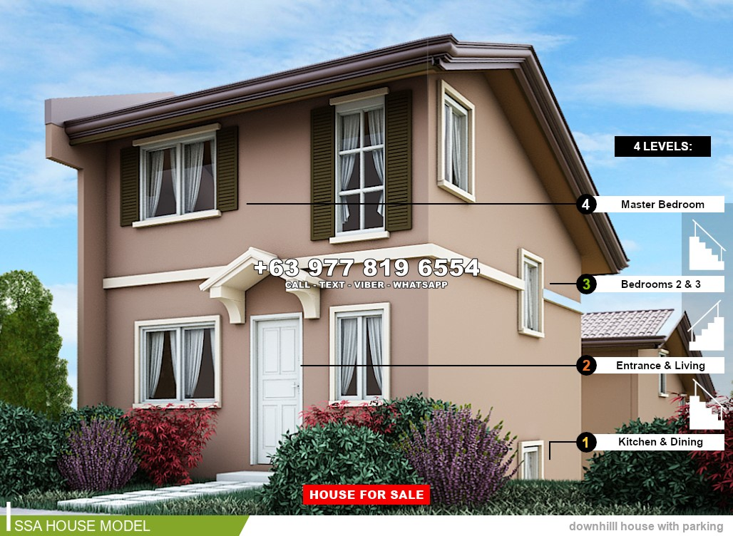 Issa House for Sale in Mendez, Cavite