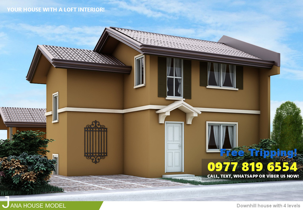Janna House for Sale in Mendez, Cavite