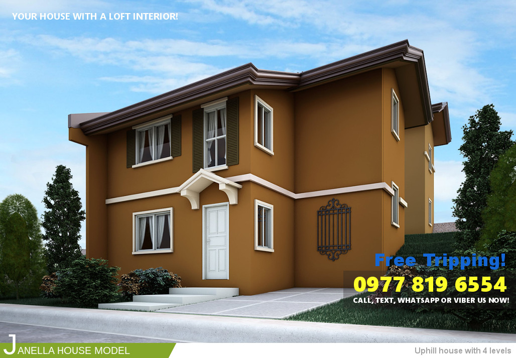 Janela House for Sale in Mendez, Cavite