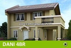 Dani House and Lot for Sale in Mendez, Cavite Philippines