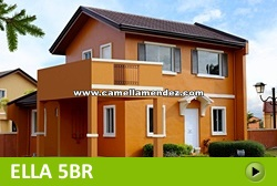 Ella House and Lot for Sale in Mendez, Cavite Philippines