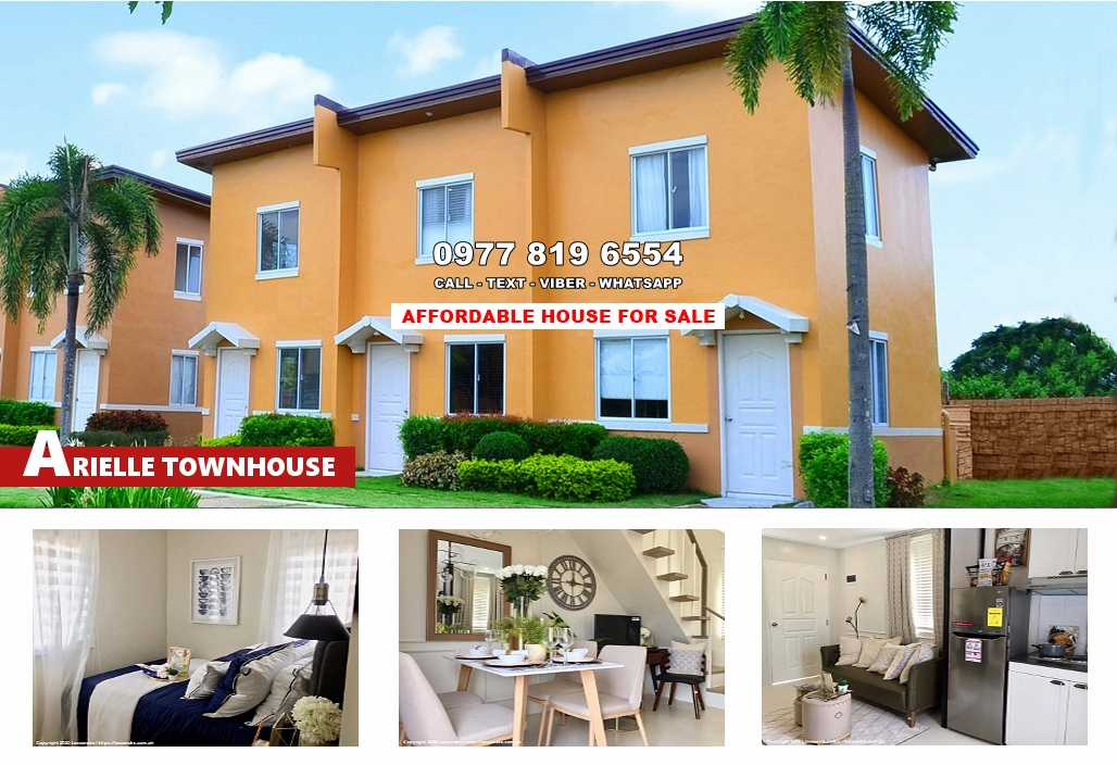 Arielle House for Sale in Mendez, Cavite