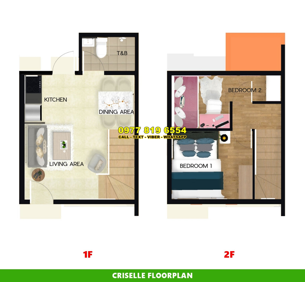 Criselle  House for Sale in Mendez, Cavite