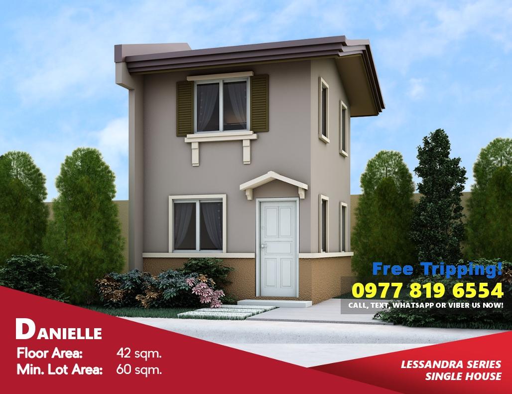 Danielle House for Sale in Mendez, Cavite