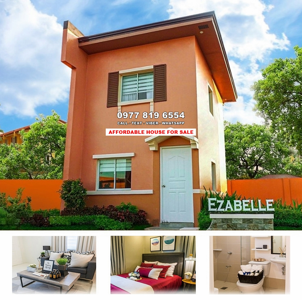 Ezabelle House for Sale in Mendez, Cavite